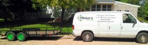 Plinker's Club Van